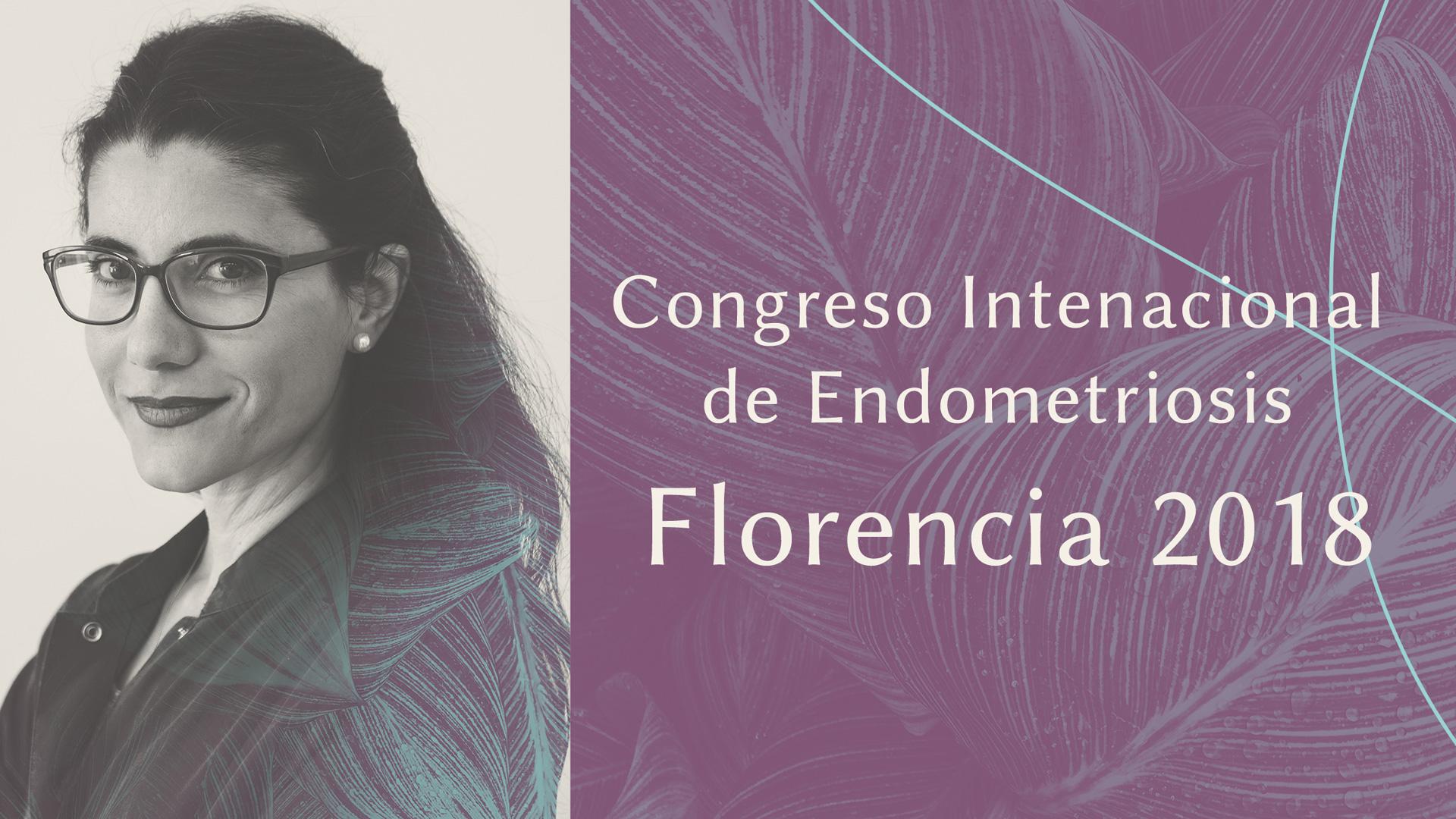 Congreso Internacional de Endometriosis. Florencia 2018